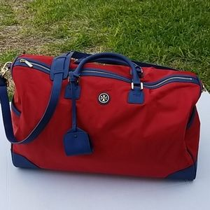 New Tory Burch Travel Bag